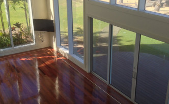 mahogany flooring work pohakuloa way santos